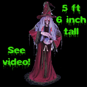 Cheap Discount Sale Wholesale Halloween Witch Wizard Sorcerer Costume Props and Supplies- Occult, Magic, Voodoo, Witch Doctor, Hoodoo, Witchcraft, Alchemy, Wiccan, hex, spells, books, candles, herbs, potions, vials, amulets, talismans, chalices, etc