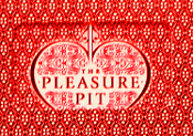 Planet Hollywood-PLEASURE PIT-CASINO PLAYING CARDS DECK-Genuine Authentic Logo Las Vegas Gambling Poker Blackjack Game Collectible-RED-Excellent Like-NEW Used Condition. Great collector gift!