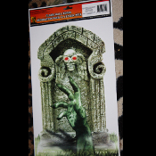 Halloween Horror Prop--ZOMBIE DEMON MONSTER CRYPT GRABBER--Floor Wall Decoration - Ghoulish Arm Reaching from Beyond the Grave!!!