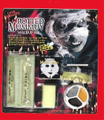 Rotting Cosplay-ZOMBIE MUMMY TEETH MAKEUP KIT-Halloween Horror Costume Accessory