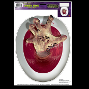 Cheap Wholesale Discount Window, Wall, Door, Floor - CLINGS, GRABBERS, STICKERS, DECALS, TOILET SEAT TATTOOS - Scene Setters, Funny Car, Bathroom, Restroom, Kitchen, Dining Room, Gothic Halloween Haunted House Decor, Indoor Outdoor Party Decorations.