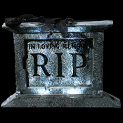 CEMETERY, Graveyard, Crypt Decor, Haunted House Groundbreakers, Tombstones, Grave Stones, Coffins, Skeletons, Skulls, Bones