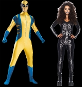 Cheap Wholesale Discount Zentai Morph Suits, Morphsuits, Stretch Bodysuits, All-in-One Skin Suits, Zen-tai Halloween Costumes, Hooded Skinsuits, Cosplay Unitards, One Piece Dance Costume Accessories