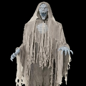 Cheap Wholesale Discount Halloween Haunted House ANIMATED PROPS, LIGHTING, Gothic Style Decor Animatronics, Motion Activated, Electronic, Battery Operated, Lamps, Spooky Sounds, Candles, Lanterns, Lighted Props, Deluxe, Budget Friendly Decorations.
