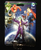 JOKER MINI FIGURE Cake Topper DC Comics Batman Superhero Villain Collectible Miniature Action Figurine Plastic Toy - Collectable Cupcake Birthday Cake Topper for your little (or BIG) Joker fan's collection! NEW Manufacturer Package-NIP-2.75 inch Tall