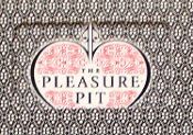Planet Hollywood-PLEASURE PIT-CASINO PLAYING CARDS DECK-Genuine Authentic Logo Las Vegas Gambling Poker Blackjack Game Collectible-BLACK-RED-Excellent Like-NEW Used Condition. Great collector gift!