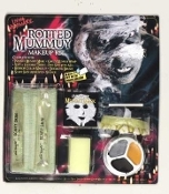 Halloween Costume Party MAKE-UP, Masquerade Accessory Makeup Kits, Tattoos, Cosplay Costumes Face Decorations