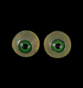 Creepy Realistic EYEBALLS EYES Gross 3-Dimensional Halloween Horror Prop Building Supplies. Hannibal Lector, Saw, Dexter Serial Killer Costume Accessories Doctor, Nurse, Medical Tech, Optician, Anatomy Body Parts Collectors can keep an eye on these!
