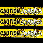 Cheap Sale Discount Wholesale Indoor Outdoor CAUTION Tape, Warning Sign, Room Border, Police Barricade, FRIGHT TAPE, Morgue Haunted House Cemetery Graveyard Decorations, CSI Homicide Murder Crime Scene Halloween Party Props Accessory Yard Decor