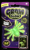 Gag Gift MAGIC GROWING GLOW TARANTULA SPIDER Arachnophobia Bug Insect Decoration Horror Halloween Prop Voodoo Witch Doctor Mad Scientist Laboratory Science Project Party Favor. Amazing Arachnid Spiders that GLOW IN THE DARK and grow to 600% bigger!