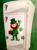 St Patrick's Day, St Paddy's Day Theme, Kelly Green Lucky Irish Leprechaun Holiday Decorations, Costume Accessories, Home Decor and Gifts