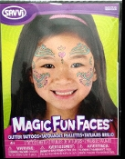 Cheap Wholesale Discount Costume MAKEUP, Special Effects Prosthetics, Temporary TATTOOS, Instant FACE ART, Lip Stickers, Sequins Gems Eye Decals, Nail Art, Mardi Gras Parade, Halloween Masquerade Cosplay Costumes Make-up Accessories
