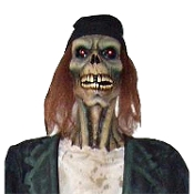 Cheap Wholesale Discount STATIC Realistic Life Size Creepy ZOMBIES, Spooky Ghouls, Scary Corpses, Fake SEVERED HEADS, Wicked Witches, Crazy Clowns, Movie Monsters, Haunted House Horror Props Halloween Decorations - Non Moving - Props Do NOT Move