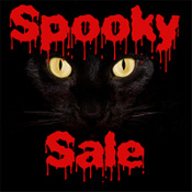 Warehouse Clearance Sale Halloween Haunted House Decor PROPS